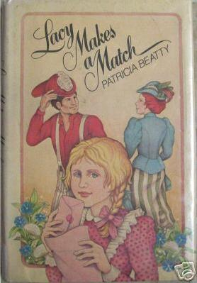 Lacy Makes a Match by Patricia Beatty